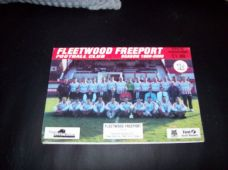 Fleetwood Freeport v Maine Road, 1999/2000